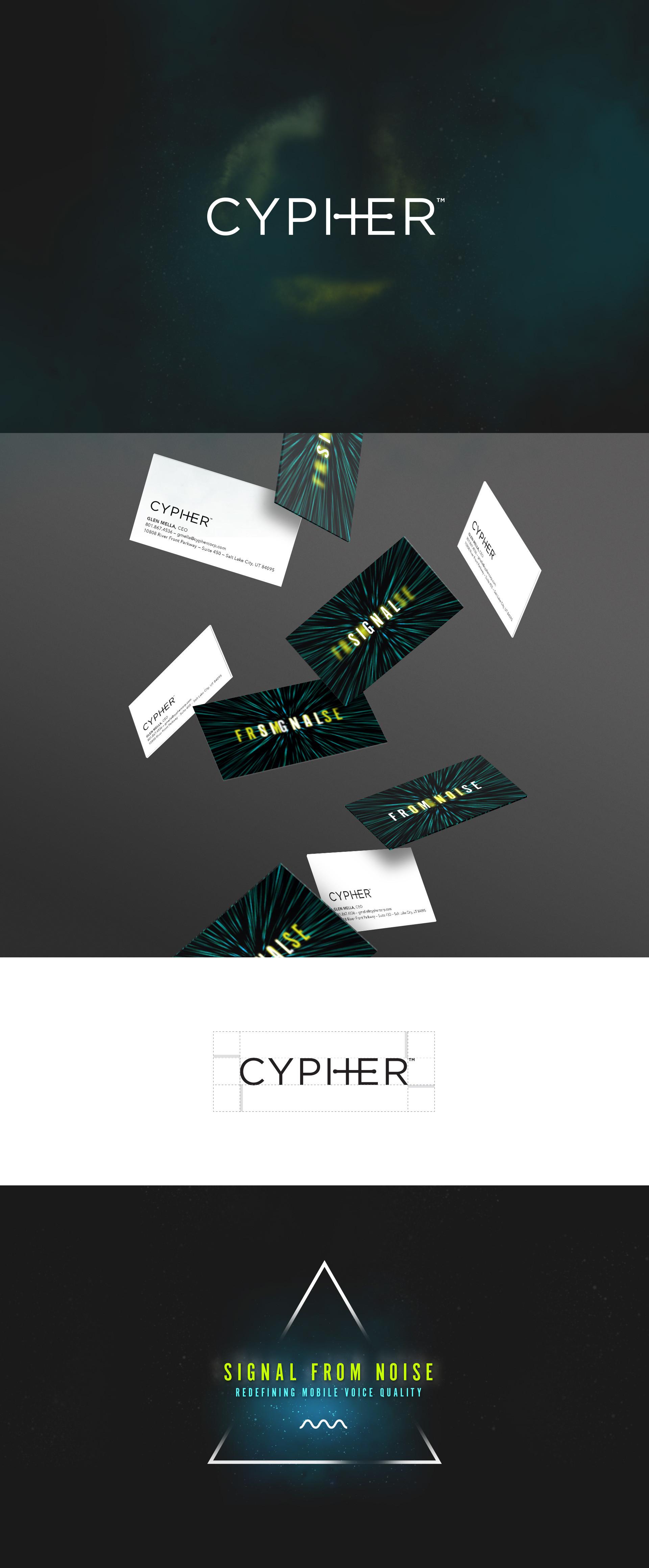 Cypher Brand Identity