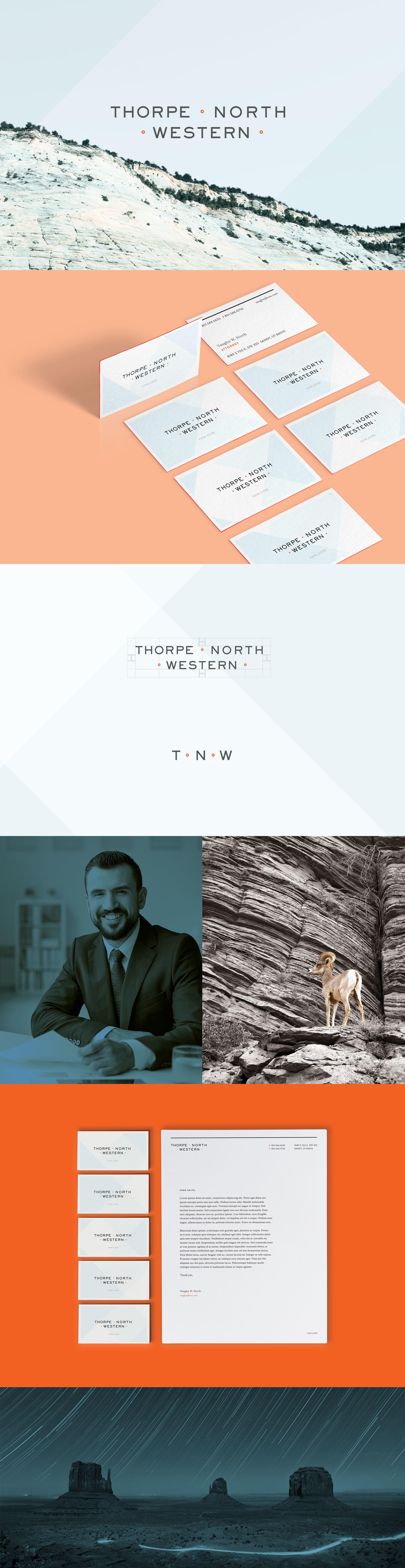 TNW Brand Identity