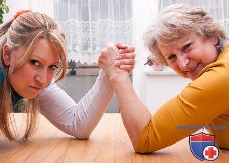 Как свекрови подружиться с невесткой