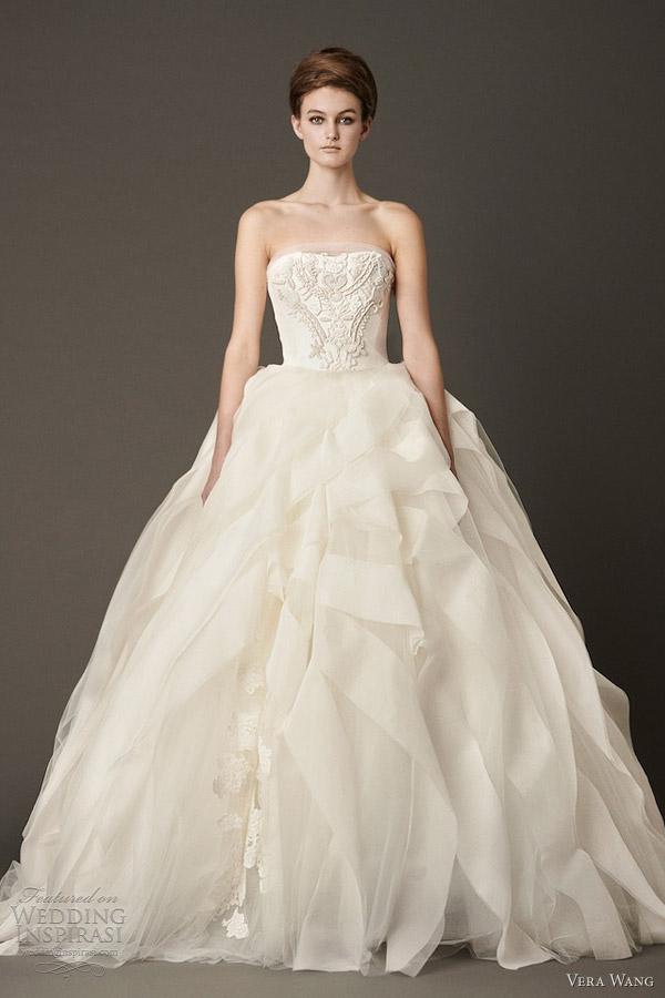 Vera wang wedding dresses prices 2012