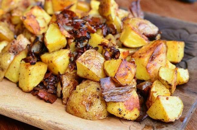 Картошка по-украински: популярные рецепты