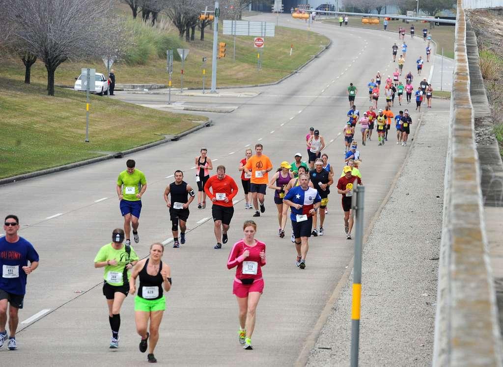 Gusher marathon beaumont