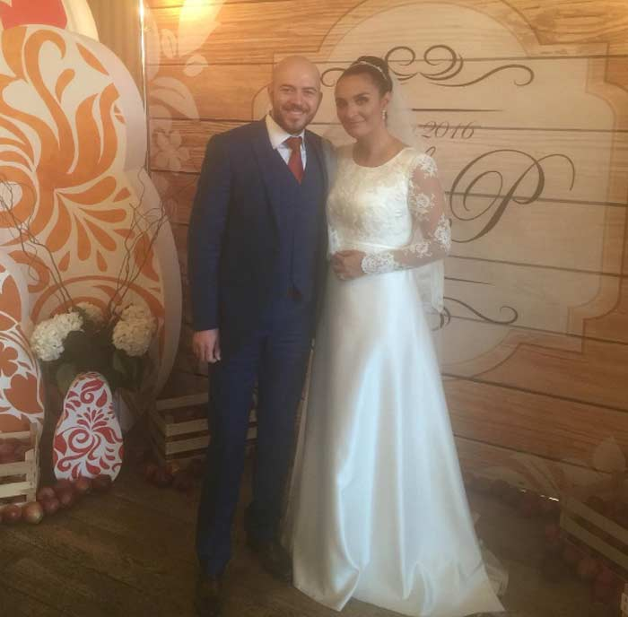 Свадьба Ваенги и Садырбаева 4