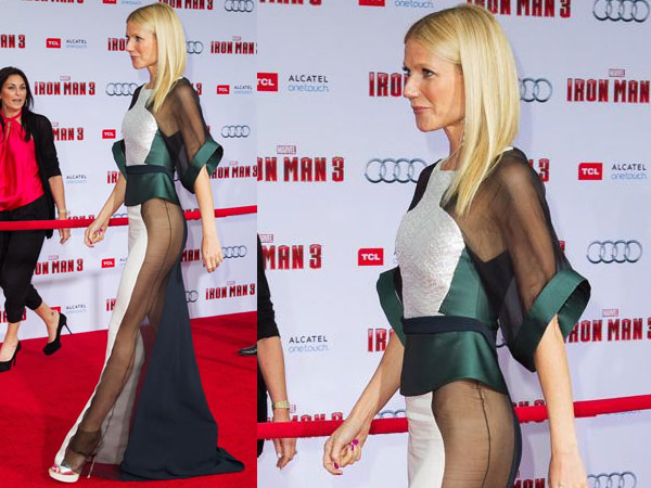 Celebrities most revealing outfits