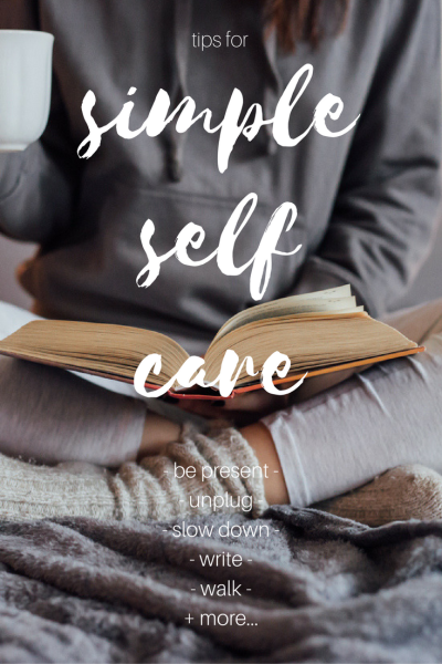 tips for self care hygge