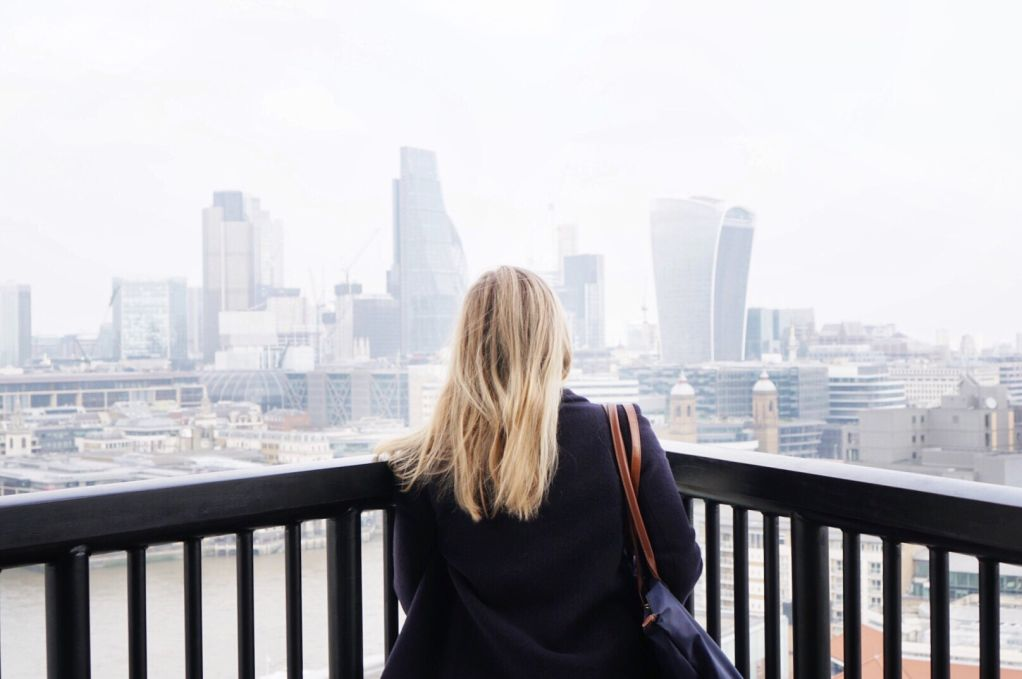 tate modern terrace, london