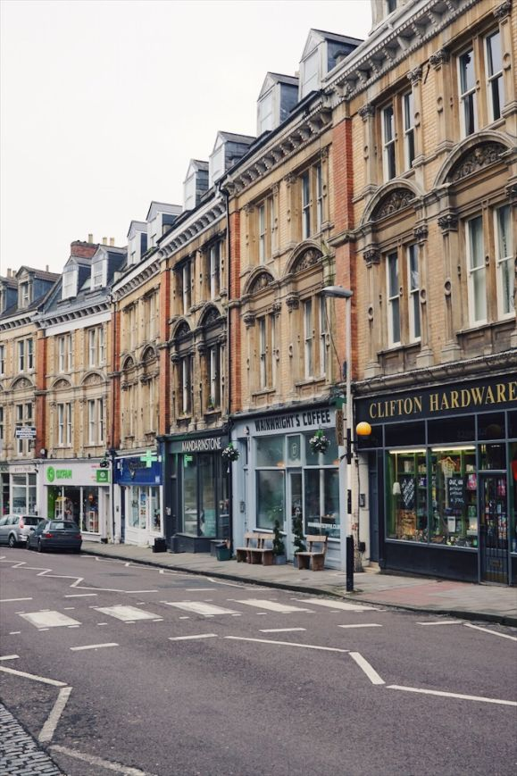Clifton Village, Bristol