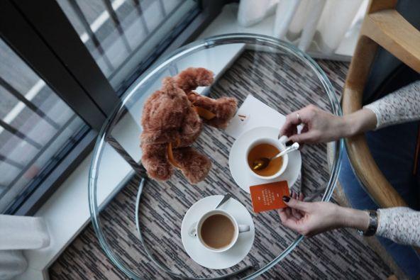 Tea at The Athenaeum Hotel London