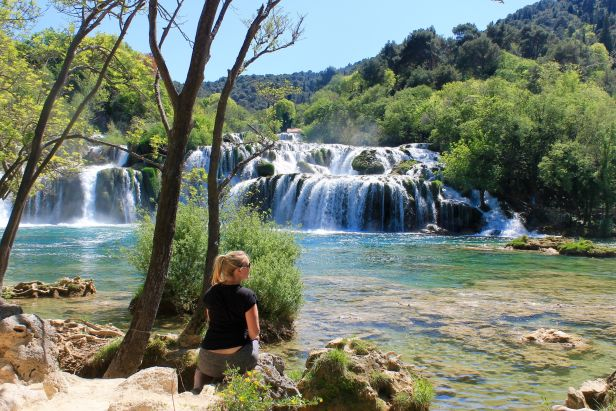 Krka National Park swimming