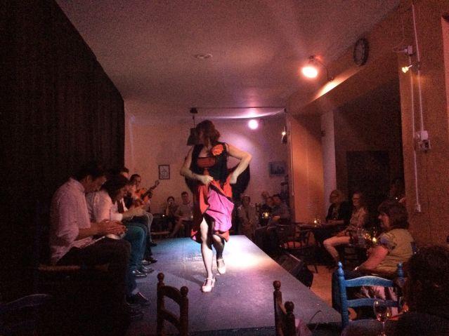 Kelipe Flamenco in Malaga