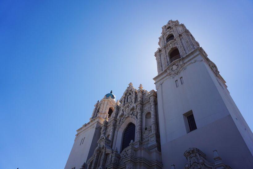 Mission Dolores, SF