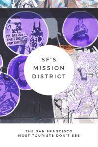 Walking Tour Mission District