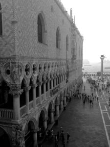 Venice in Black and White