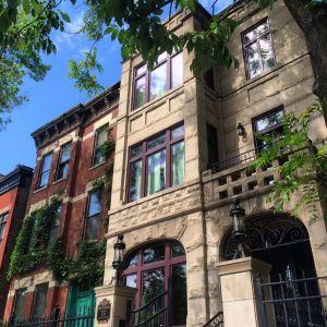 Chicago's Lincoln Park neighborhood