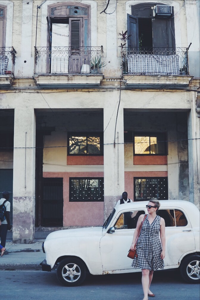 travel for personal development - havana