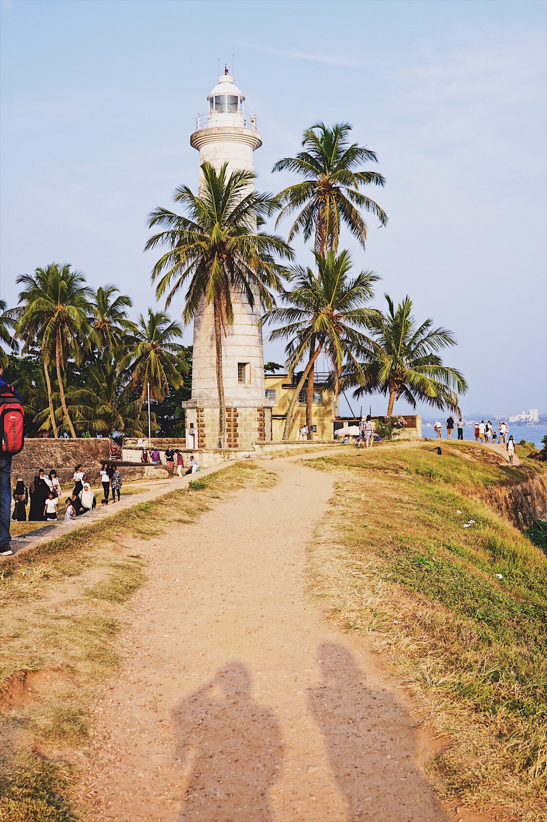 galle lighthouse - sri lanka photo