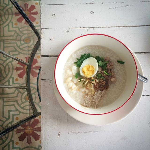 Breakfast in Nan