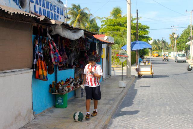 isla mujeres streets