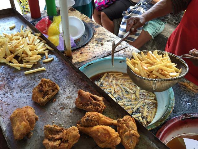 fried chicken blog