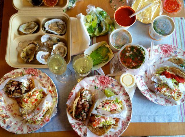 TJ's Oyster Bar, San Diego