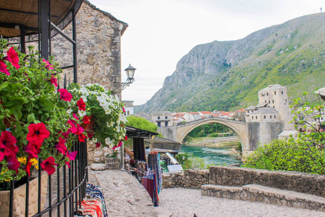 Old Bridge of Mostar