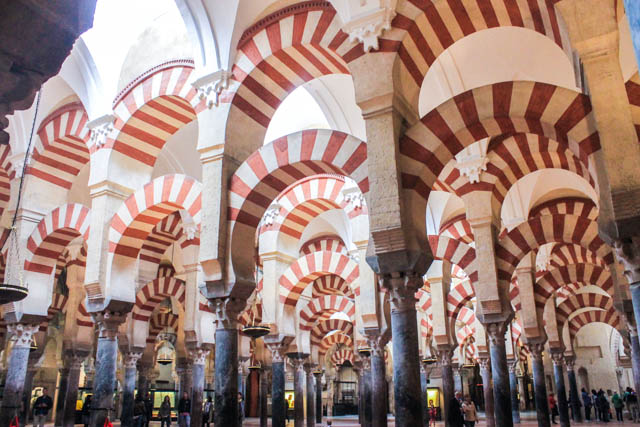 Mesquita of Cordoba, Spain