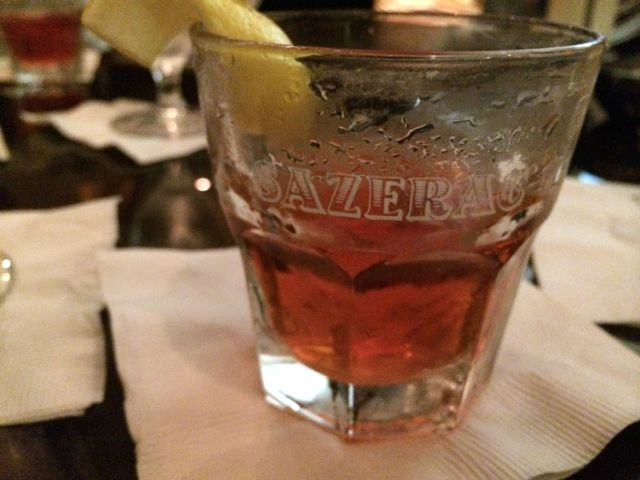 Sazerac Bar New Orleans