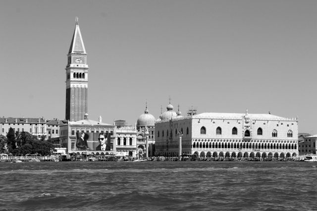 Venice Black and White Photos
