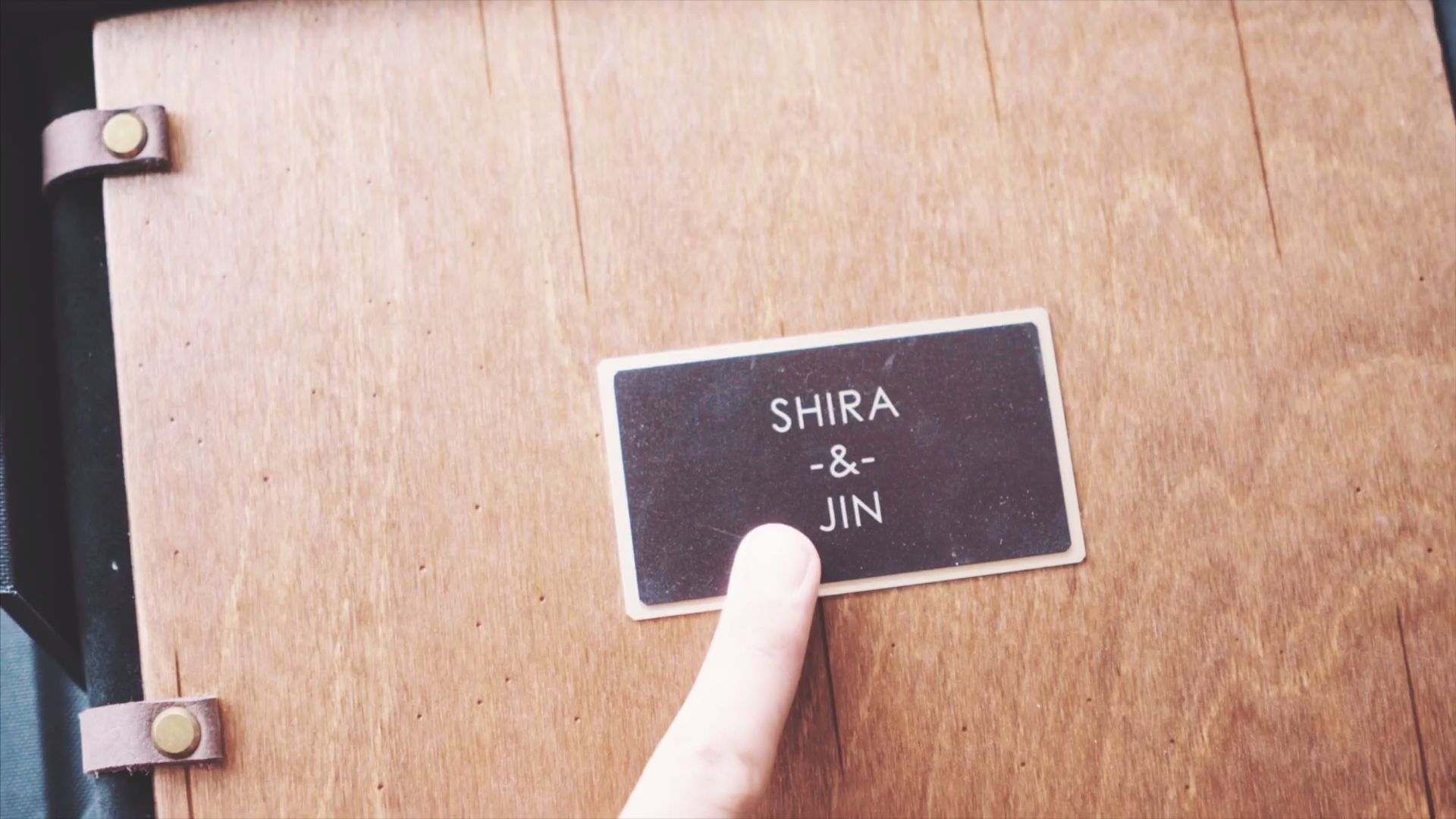 Jin & Shira's Wedding Photo Album