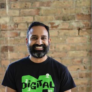 Arjun headshot