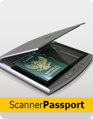 Scanner Passport