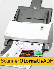 Scanner Otomatis ADF