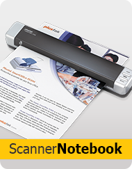 Scanner Portable (Notebook)