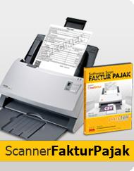 Scanner Faktur Pajak