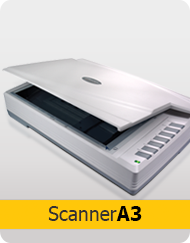 Scanner Ukuran A3