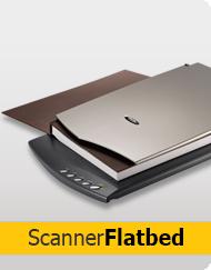 Scanner Flatbed