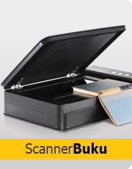 Scanner Buku