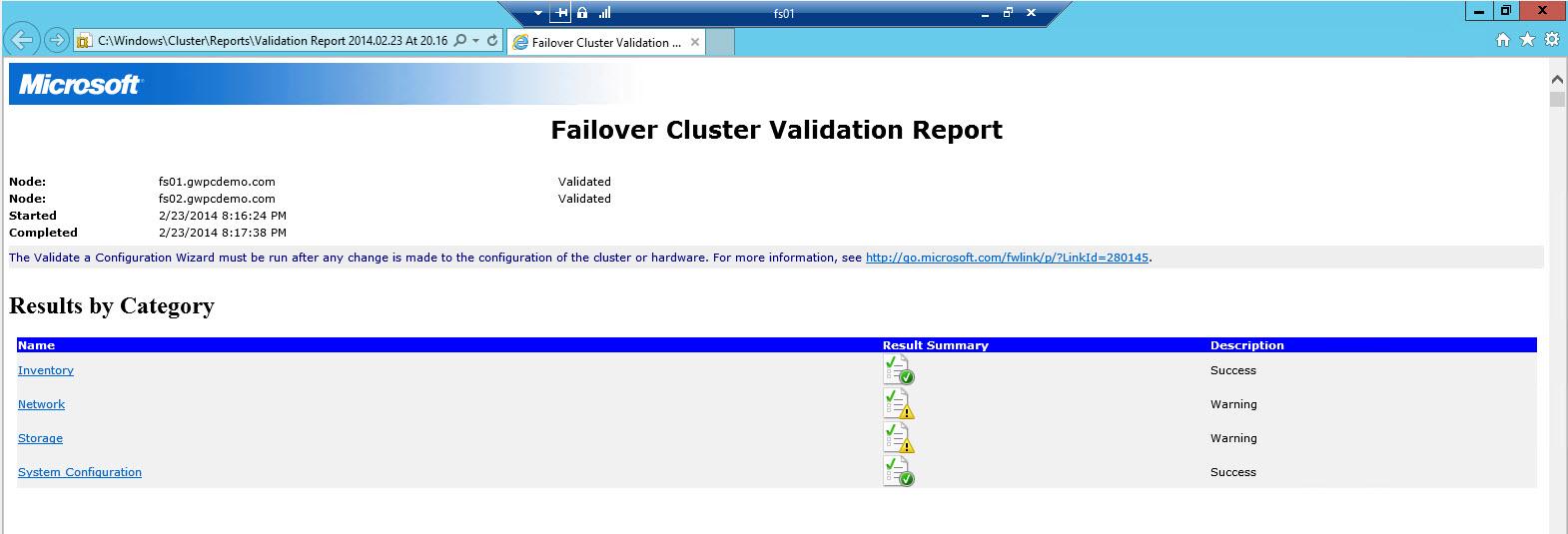 Validate<em>Cluster</em>1