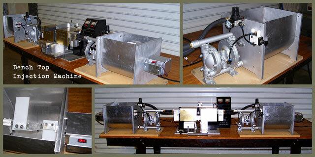 Изготовление силиконовых приманок оборудование