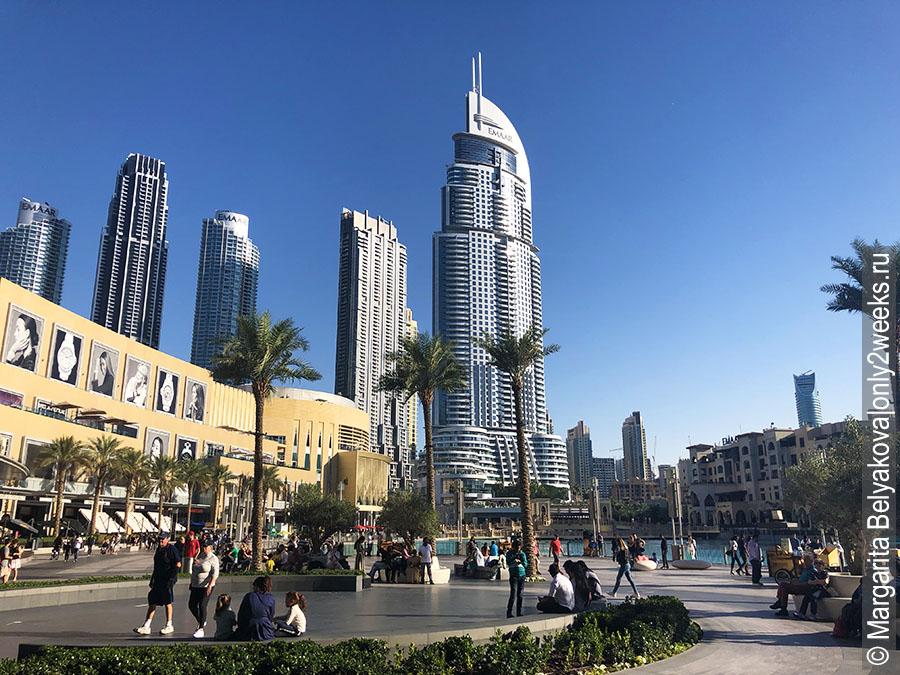 Дубай что посетить
