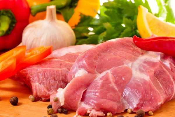Сколько варится свиная косточка