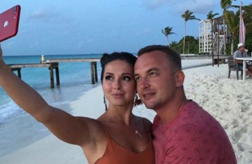 Нюша и ее избранник Игорь Сивов устроили тайную церемонию на Мальдивах