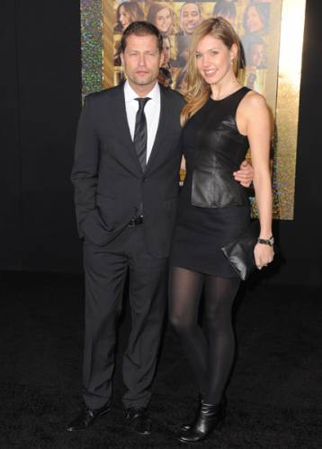 Фото тиля швайгера и его жены фото