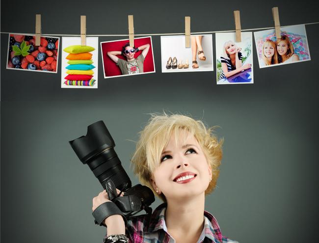 Как сделать фото для интернет магазина одежды