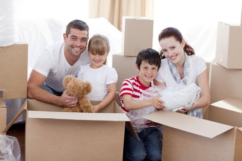 Как быстро собрать вещи при переезде