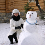 «Колье для снежной бабы»: актеры и роли. Иван Оганесян в роли ловеласа