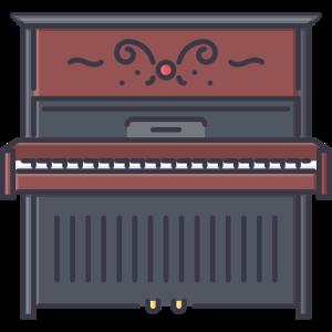 Пианино лира вес