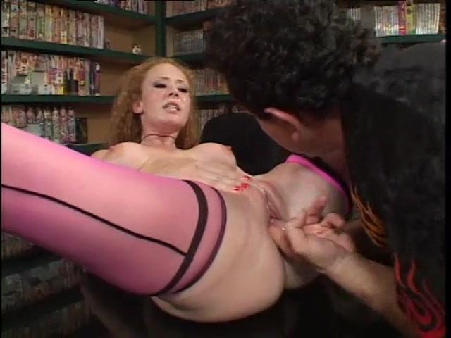 Порно с одри холландер