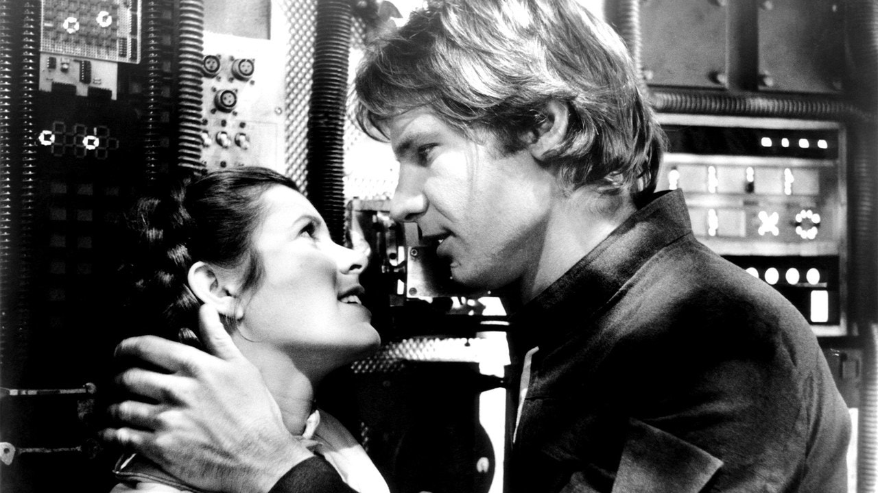 Harrison ford carrie fisher affair