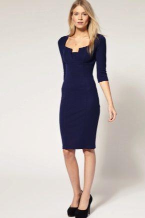 Стиль модель платья